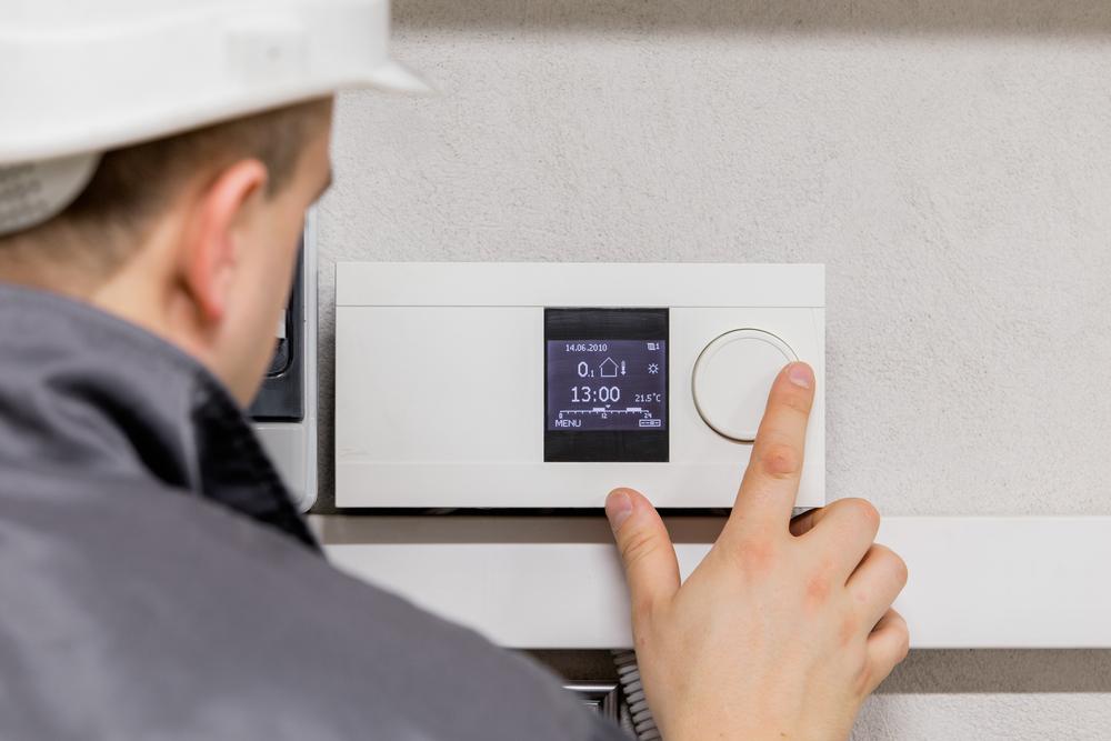 heating system repair replacement